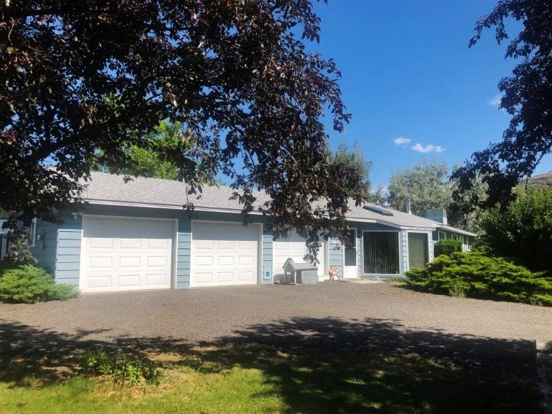 5.3 Acres Backing Onto Cherry Creek With A Lovely Lake View & Drilled Well With Lots Of Water!  3 Bedrooms & 2 Baths