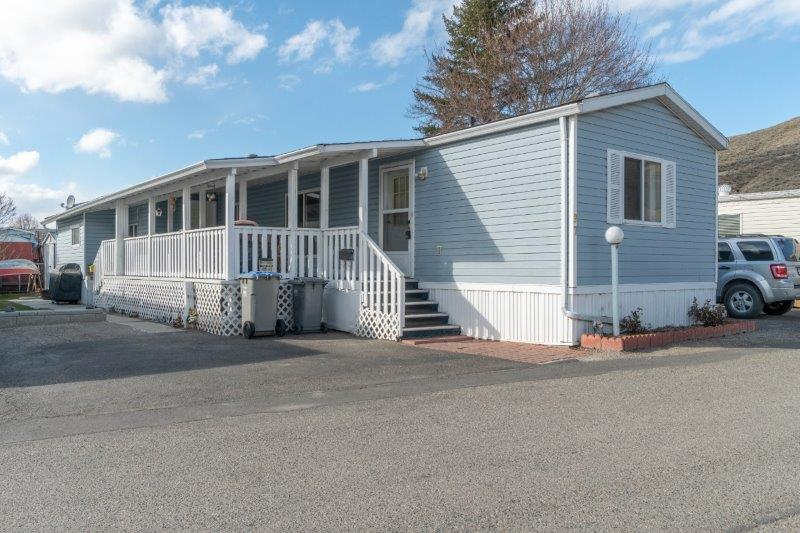 Classy & Updated Throughout Makes This 2 Bedroom, 2 Full Bath Mobile Home A Joy To Come Home To.  3 Bedrooms & 2 Baths